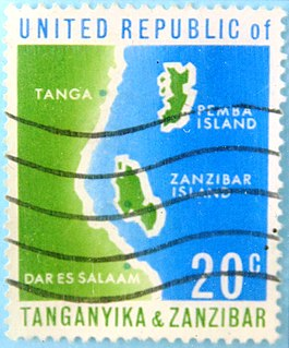 Postage stamps and postal history of Tanzania
