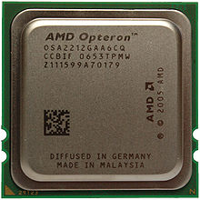 Description de l'image  AMD Opteron 2212 IMGP1795.jpg.