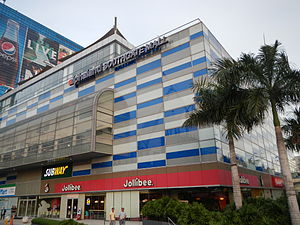 Chino Roces Avenue - Alphaland Southgate Mall on EDSA and Chino Roces Avenue