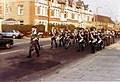 ATC Band in Cross Deep, Twickenham, 1983 - geograph.org.uk - 345402.jpg