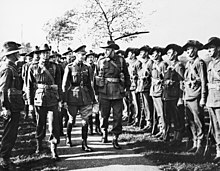 AWM 004569 King inspects 2 3rd Field Regiment RAA October 1940.jpg