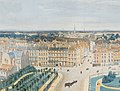 A Panoramic View of London, from the Tower of St. Margaret's Church, Westminster (detail 02, Banqueting House).jpg