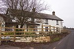 A country inn - now sadly closed