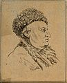 A man whose physiognomy expresses, according to Lavater, ope Wellcome V0009105EL.jpg