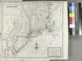 A map of New England, New York, New Jersey and Pensilvania - by H. Moll geographer. NYPL433851.tiff