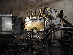Mercedes-Benz OM601 engine - Wikipedia