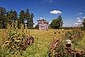 Abandoned Gatehouse, Castlelohort Demesne (2) - geograph.org.uk - 1392284.jpg
