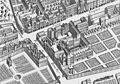 Abbaye de Port-Royal de Paris, Turgot map of Paris.jpg