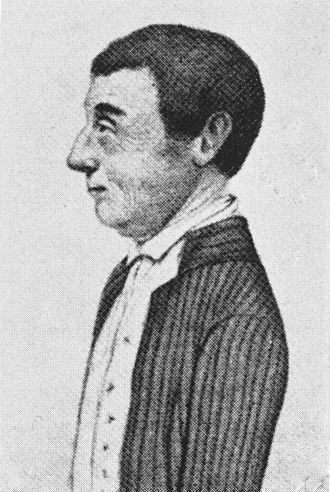 John Abbot (entomologist) - John Abbot, self-portrait