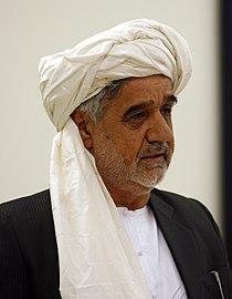 Abdul Karim Brahui of Afghanistan in July 2011.jpg