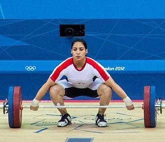 Abeer Abdelrahman - Abeer Abdelrahman in 2012