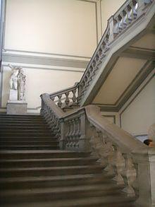 Accademia di belle arti di firenze wikivisually lo scalone monumentale lattuale accademia di belle arti di firenze sciox Image collections