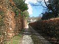 Access road to Gorsley House - geograph.org.uk - 1779328.jpg