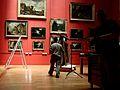 """Accrochage de """"Prométhée enchaîné"""" de Rubens.jpg"""