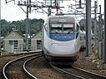 Acela 2024 at New London.JPG