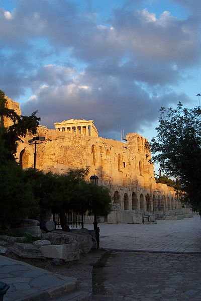 File:Acropolis at Sunset.jpg