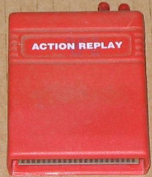 Action Replay - Action Replay cartridge for Commodore 64