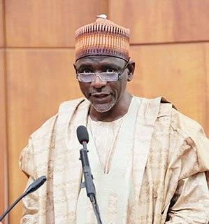 Adamu Adamu Nigerias minister of education