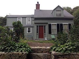 Adams-Crocker-Fish House - Image: Adams Crocker Fish House 2