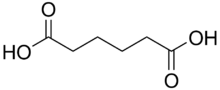 Adipic acid structure.png