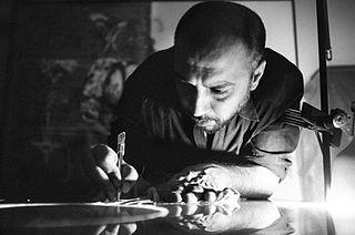 Aditya Pande Indian painter