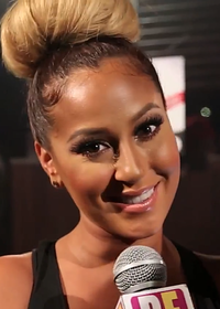 Adrienne Bailon Adrienne Houghton during an interview in July 2013 02.png