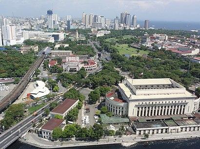 Paano pumunta sa Ermita gamit ang pampublikong transportasyon - Tungkol sa lugar
