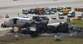 Aeroflot Flight 1492 wreckage.png