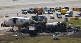 Aeroflot Flight 1492 wreckage.png