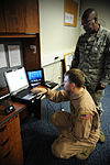 Aeromedical evacuation tests new device for patient records 130717-F-IQ718-887.jpg