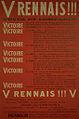 """Affiche """"V Rennais"""" - Musée de Bretagne - 997.0018.6.JPG"""