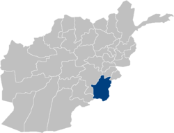 Afghanistan Paktika Province location.PNG