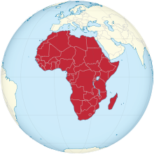 Africa on the globe (white-red).svg