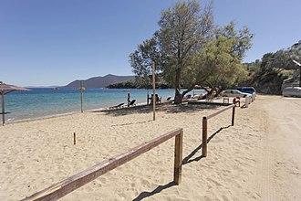Pteleos - Agia Marina beach, Pteleos