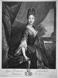 Agnes Le Louchier Mistress of German Royal