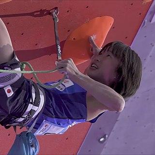 Ai Mori Japanese climber (born 2003)