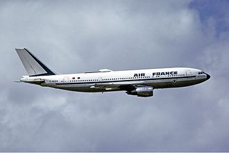Fleet commonality - Image: Air France Airbus A300B2 1974 Fitzgerald