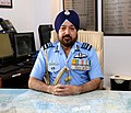 Air Marshal Harjit Singh Arora AVSM ADC assumes charge as Vice Chief of the Air Staff (1).jpg