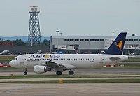 EI-DSZ - A320 - Alitalia