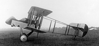 Lanoe Hawker - Airco DH2