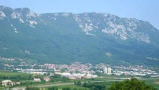 Place in Littoral, Slovenia