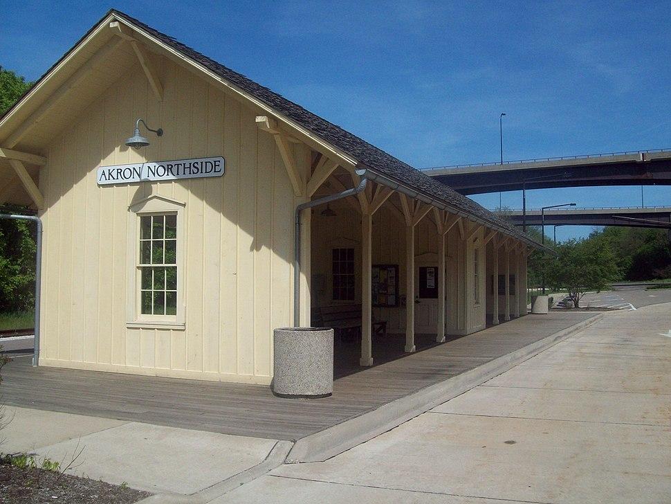 AkronNorthSideStation