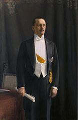 Portrait of Carl Gustaf Emil Mannerheim