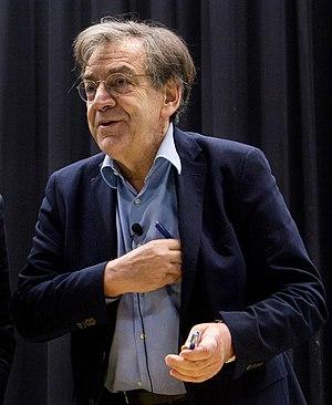 Alain Finkielkraut cover