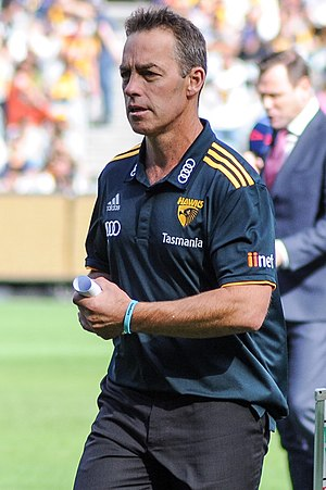 Alastair Clarkson - Clarkson in April 2017