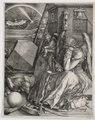 Albrecht Dürer - Melencolia I - 1926.211 - Cleveland Museum of Art.tif