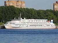 Aleksandr Grin in North River Port 17-jun-2012 01.JPG