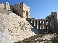 قلعة حلب 240px-Aleppo_citadel