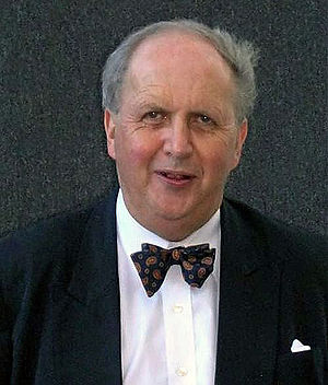 Alexander McCall Smith - Image: Alexander Mc Call Smith