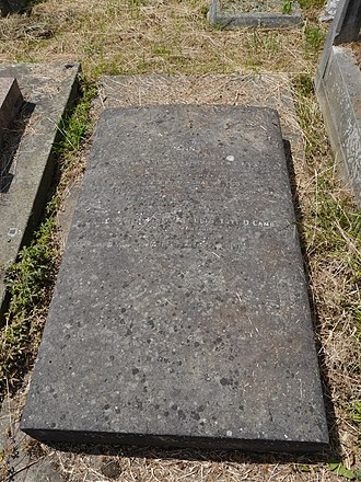 Alexander John Ellis - Monument, Kensal Green Cemetery